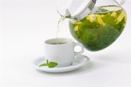 Trà xanh, uống trà xanh