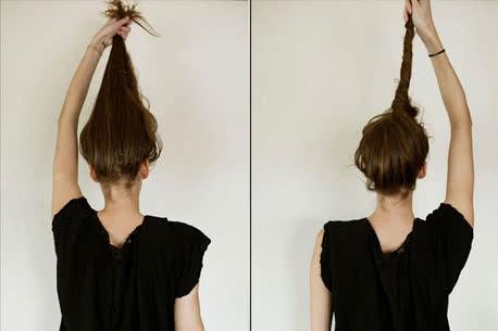 Cách búi tóc đẹp, các kiểu búi tóc đẹp
