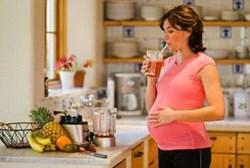 Loại nước trái cây phòng tránh cảm cúm cho phụ nữ mang thai
