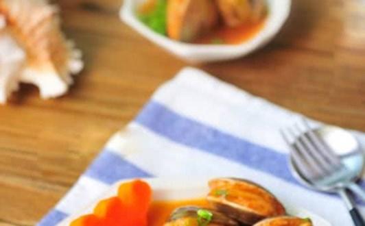 Công thức làm món ngao nhồi tôm thịt