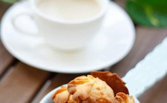 Cách chế biến món bánh quy bơ ngon