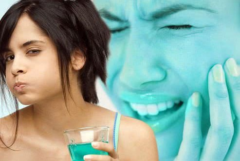 Nước súc miệng có thể gây bệnh nguy hiểm