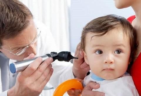 Bệnh nhiễm trùng tai ở trẻ và cách phòng chống
