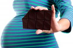 Tác dụng của socola đen đối với mẹ bầu