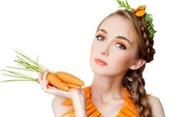 Những cách làm đẹp bằng cà rốt