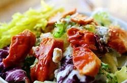 Cách làm món salad gà