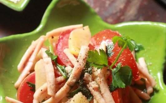 Cách làm món mực xào dứa chua ngọt