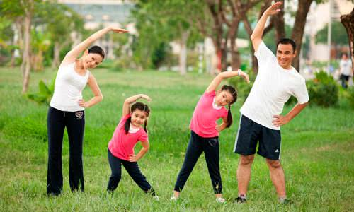 Tập thể dục phòng ngừa bệnh tim mạch