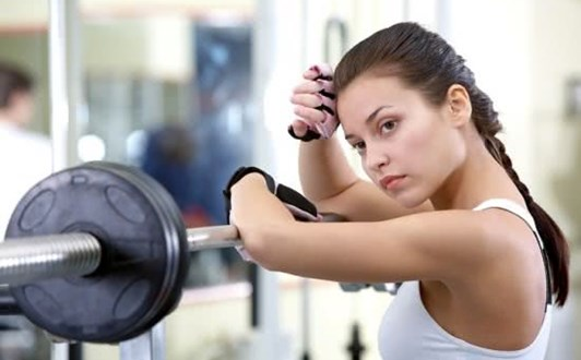 Cách chăm sóc làn da khi tập gym
