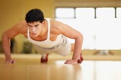 Bài tập làm giảm mỡ bụng cho nam giới