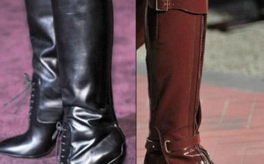 Những tác hại dễ gặp phải khi đi boots thường xuyên