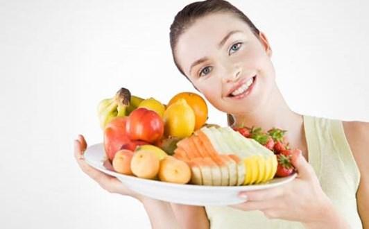 Không nên ăn hoa quả ngay sau khi ăn cơm xong