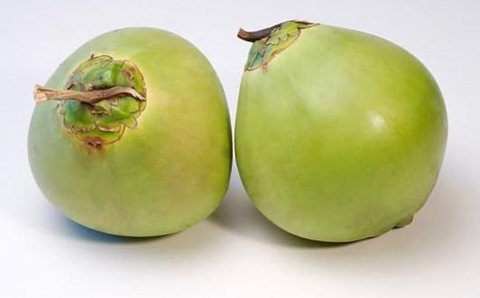 Tác dụng của nước dừa, quả dừa