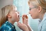 Triệu chứng viêm họng cấp ở trẻ nhỏ