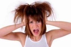 Làm thế nào khi tóc bị khô và rụng?