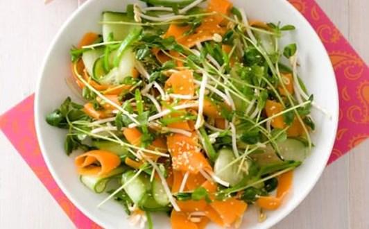 Cách làm món nộm rau củ quả thanh mát cho bữa ăn