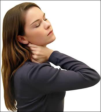 Đau cổ, bệnh đau cổ, hình ảnh đau cổ