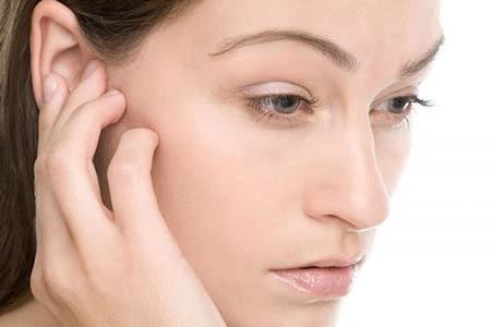 Bệnh ù tai, hình ảnh ù tai