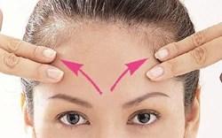 Cách massage xóa nếp nhăn trên khuôn mặt