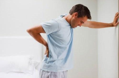 Cách bấm huyệt chữa đau lưng