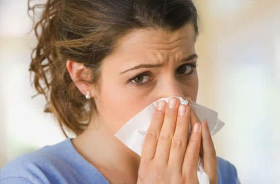 Bệnh viêm mũi dị ứng, hình ảnh viêm mũi dị ứng