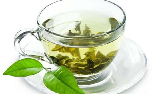 Tác dụng phụ khi uống nước trà xanh