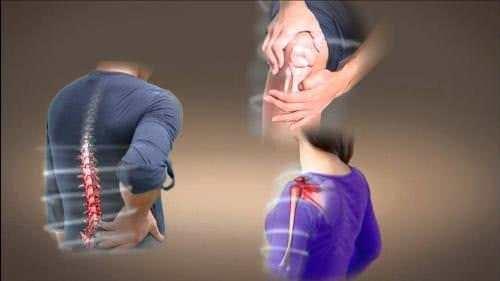 Bệnh đau mỏi xương khớp ở phụ nữ tuổi trung niên