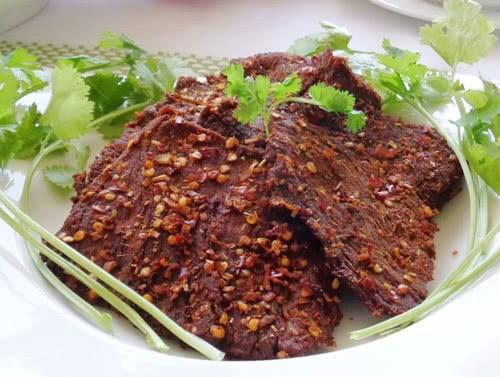 Cách làm thịt bò khô thơm ngon cho ngày tết