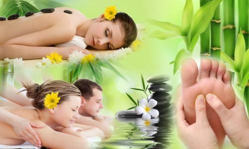 Vị trí massage chống lão hóa