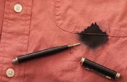 Cách tẩy mực dính vào quần áo, đồ dùng