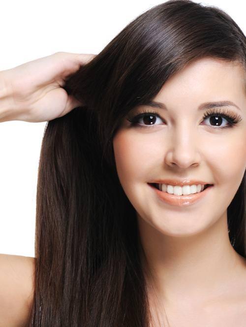 Tự làm nước dưỡng tóc giúp tóc đen tự nhiên