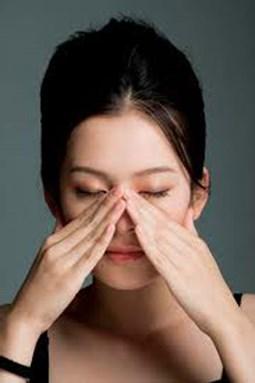 Bấm huyệt phòng và điều trị cảm cúm