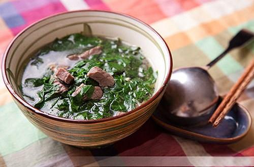 Món ăn, bài thuốc từ cây tề thái chữa bệnh