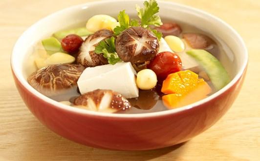 Món ăn, bài thuốc bồi bổ cơ thể từ nấm hương