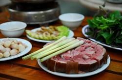 Món ăn, bài thuốc từ thịt dê