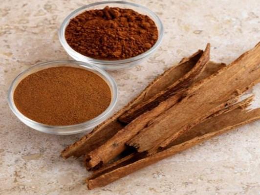 Bài thuốc bệnh tiểu đường từ cây quế