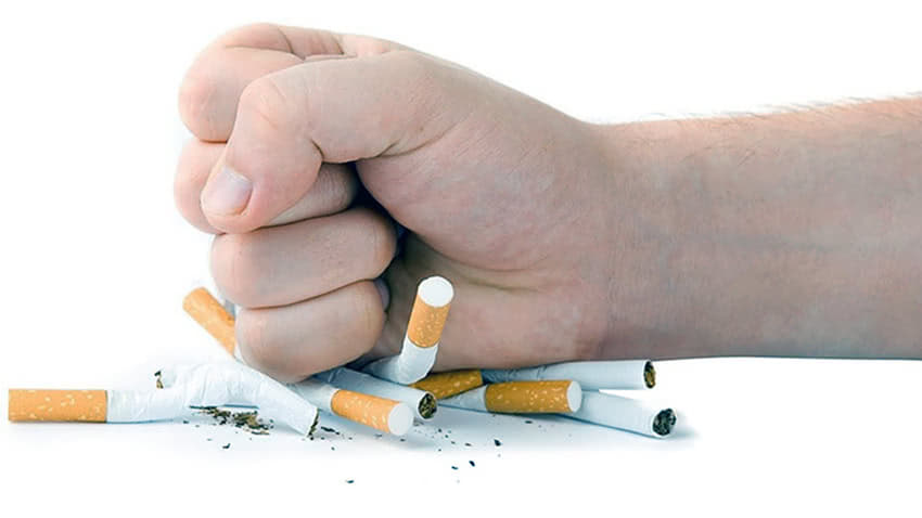 Không hút thuốc lá