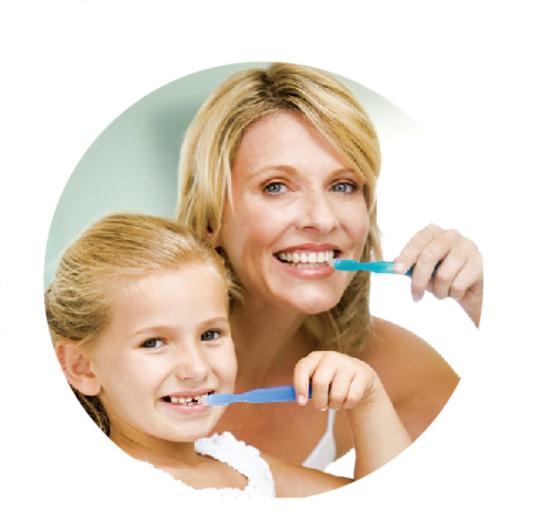 Phòng bệnh chảu máu nướu răng