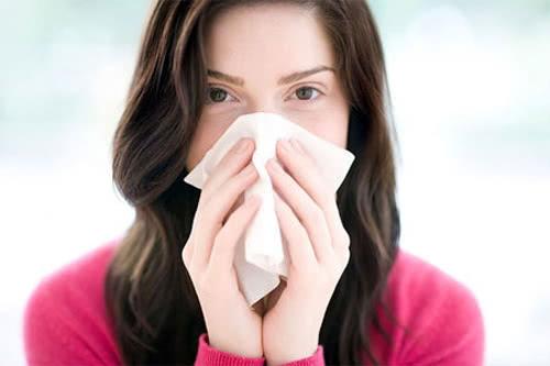 Ngạt mũi, mẹo chữa ngạt mũi, nghẹt mũi