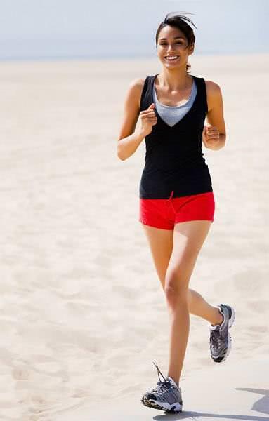Chạy thể dục tốt cho xương khớp