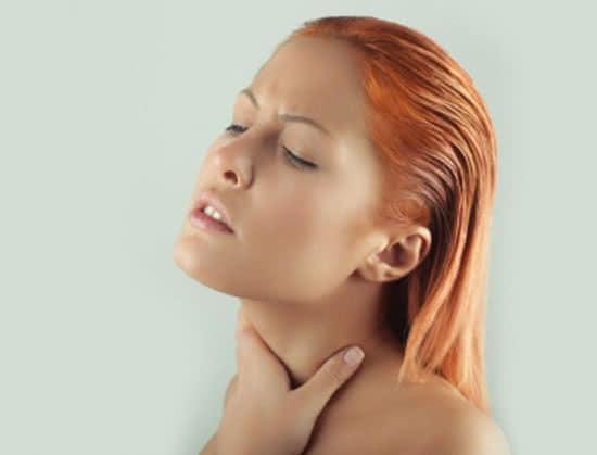 Những dấu hiệu có thể bạn mắc bệnh về tuyến giáp 4