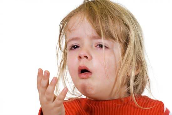Viêm phế quản, trẻ bị viêm phế quản