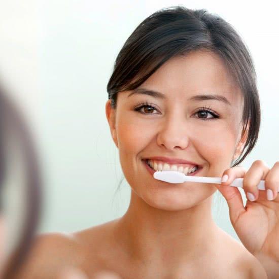 đánh răng, đánh răng không đúng cách có thể gây bệnh
