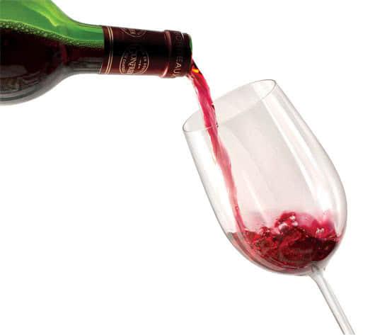 rượu vang, Rượu vang hạn chế tế bào ung thư phổi