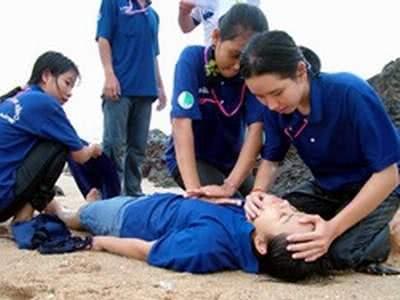 Cách cấp cứu người bị suy hô hấp cấp