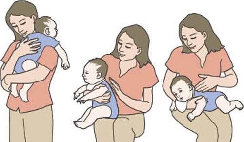 Cách xử trí khi trẻ bị đau bụng 1