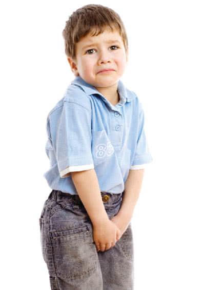 Trẻ dễ mắc bệnh gì khi nhịn tiểu?