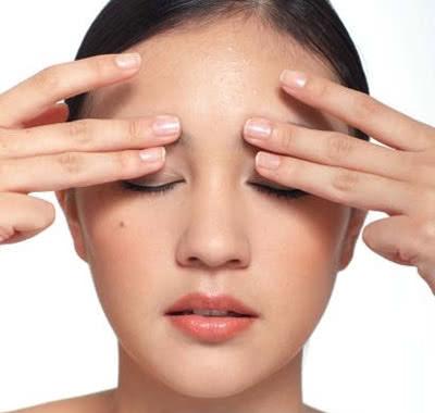 nhức mỏi mắt, chữa nhức mỏi mắt