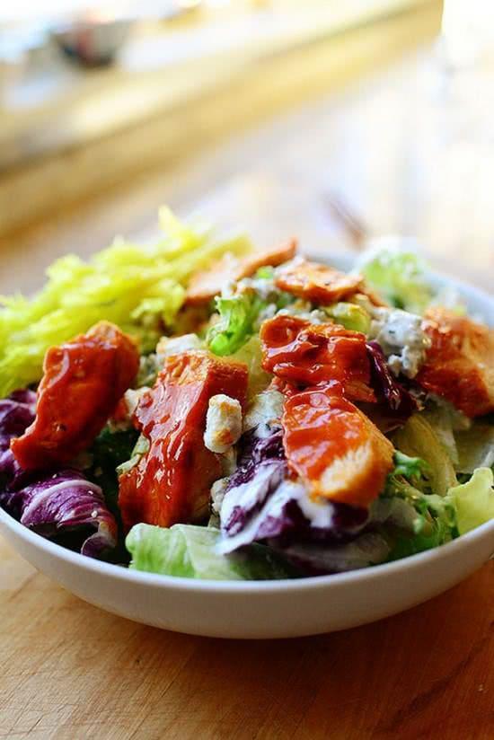 salad gà, Cách làm món salad gà