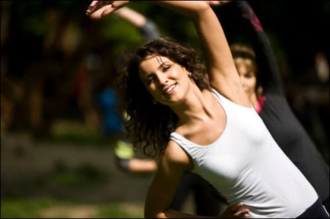 Bài tập thể dục đơn giản cho người bận rộn